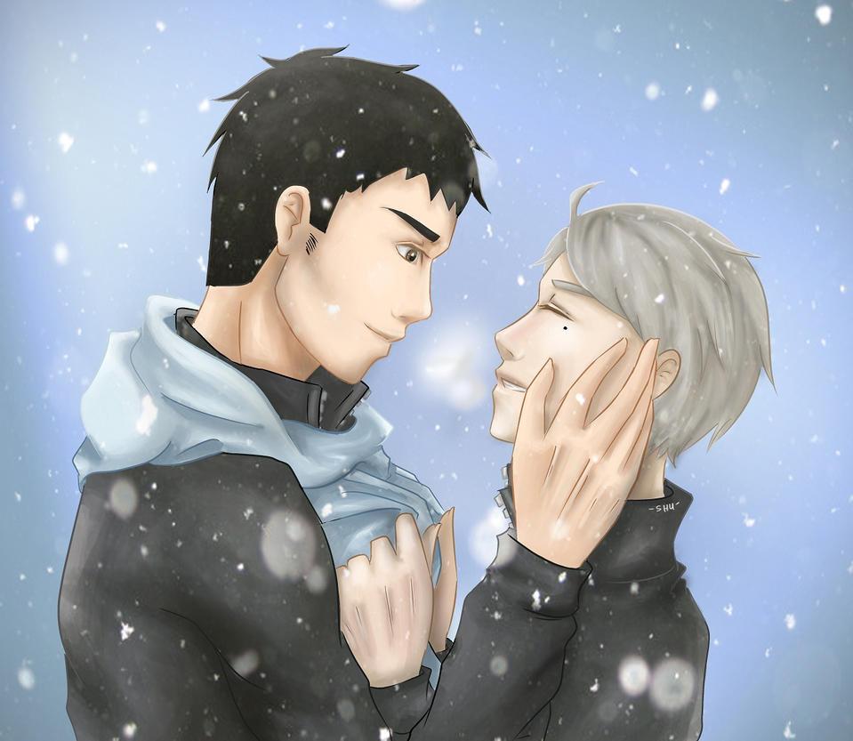 Happy Belated Valentines by shu-nyuu91