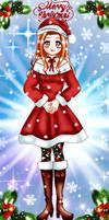 Merry christmas digimon