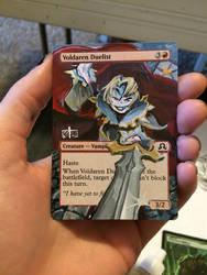 Voldaren duelist by WoodlandWonder