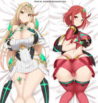CM: Mythra and Pyra