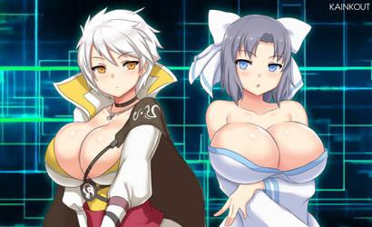 CM: Miyabi and Yumi by Kainkout