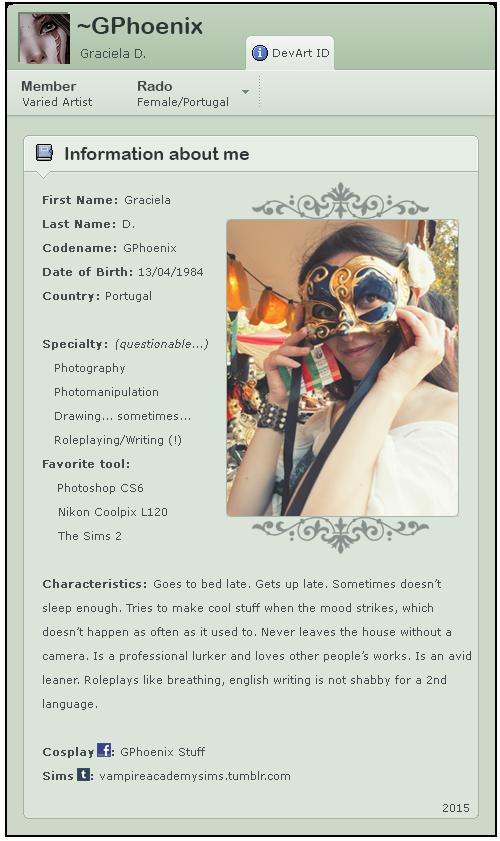GPhoenix's Profile Picture