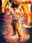 Goku in Namek