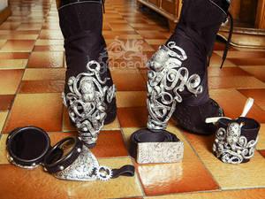 Steampunk Cthulhu Worshiper Beginner's Pack