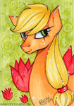 Flower Series: Applejack