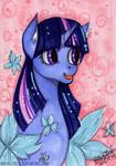 Flower Series: Twilight Sparkle