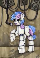 Sweetie Bot by MadBlackie