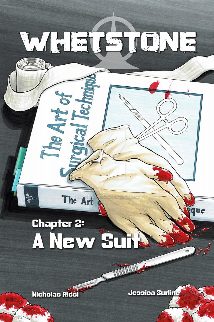 Whetstone Chapter 2 Cover by WhiteSpireStudios