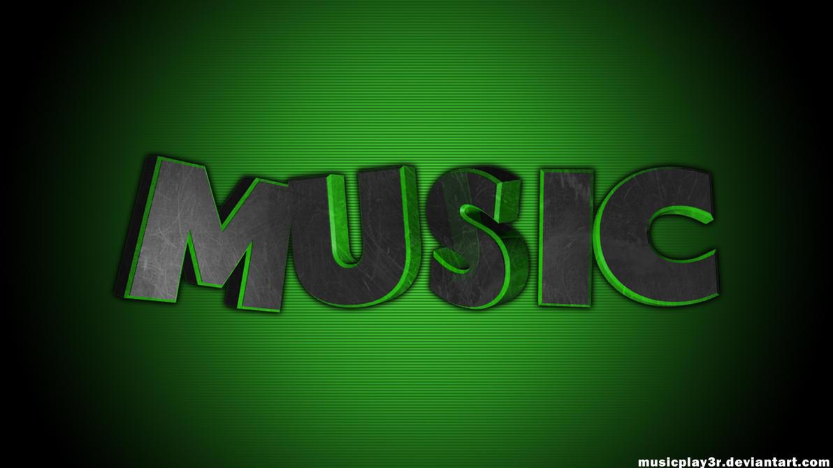 Music Wallpaper By MusicPlay3r
