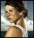 Kate from Lost - Speedpaint