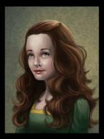 Sansa Stark by Majoh
