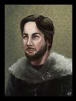Eddard Stark by Majoh