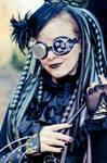 Mandi steampunk costume 03