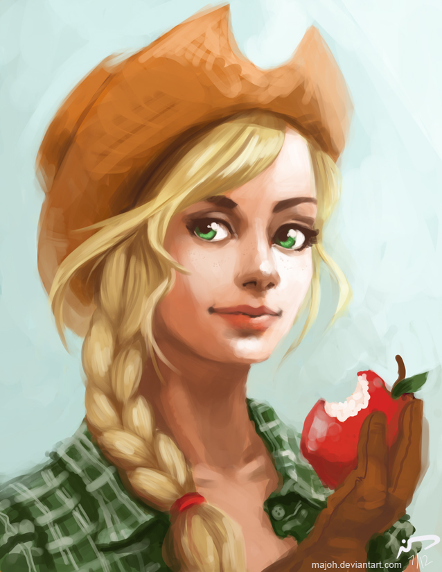 Applejack by Majoh