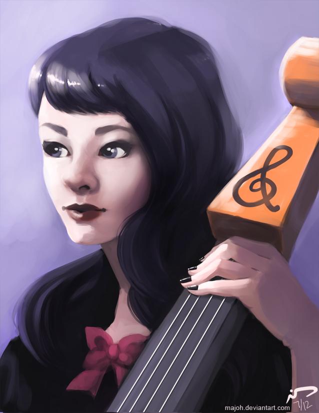 Octavia by Majoh