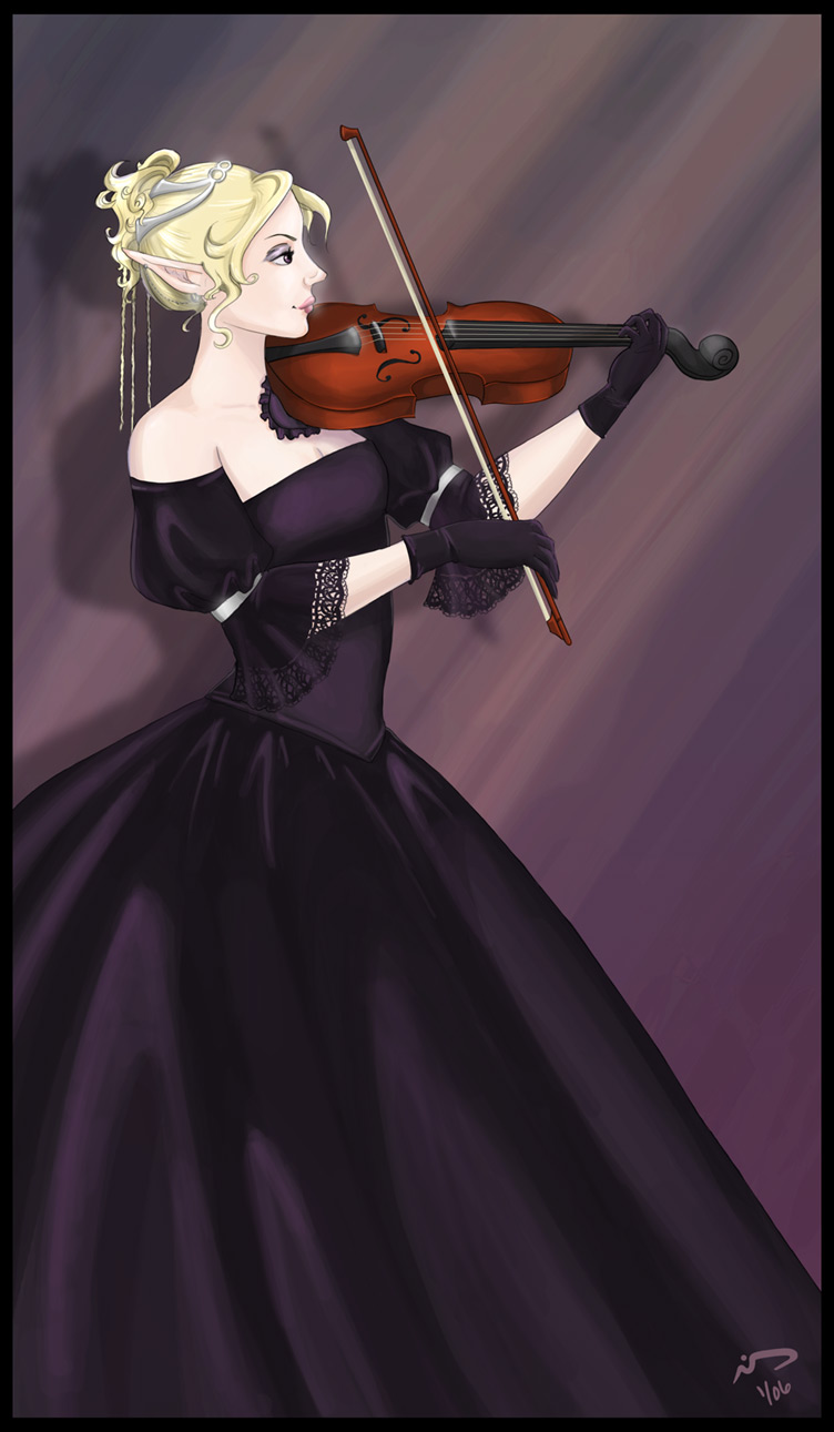 Astrid's Violin