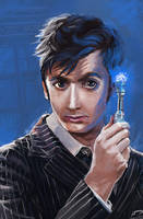 Tenth Doctor by Majoh