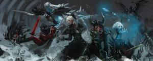 Battle in the Boneyard