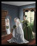 Gertrude's Wedding Day