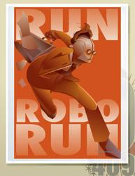 RUN ROBO RUN by olo409