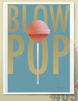 BLOW POP by olo409