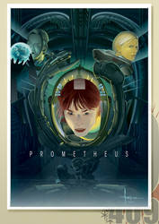 PROMETHEUS by olo409