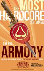 2013 NYC ARMORY CENTENNIAL FOUNTAIN ART SHOW by olo409
