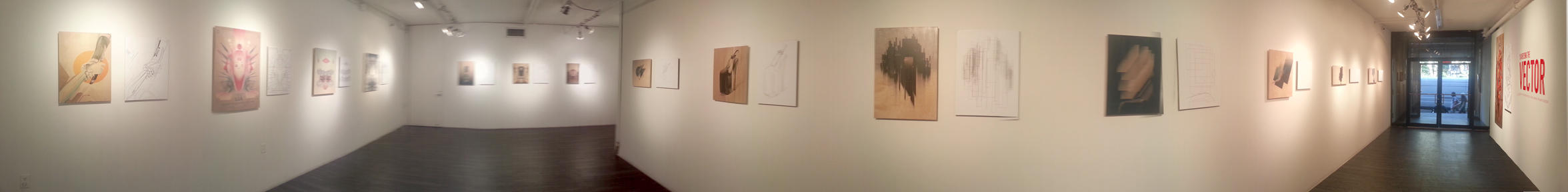 TRAVERSING the VECTOR - LODGE GALLERY NYC-SOLO SHW