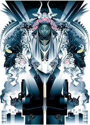 DEATH of GAIA-copyright Orlando AROCENA 2013 by olo409