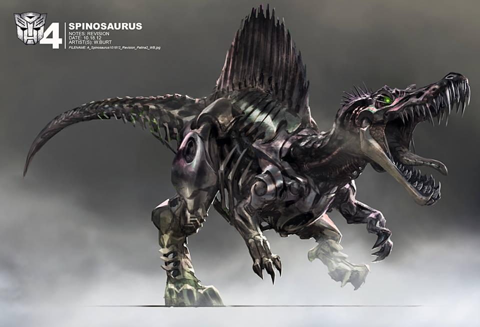 Raptor 2018 Wallpaper >> Spinosaurus by Airachnid1301 on DeviantArt