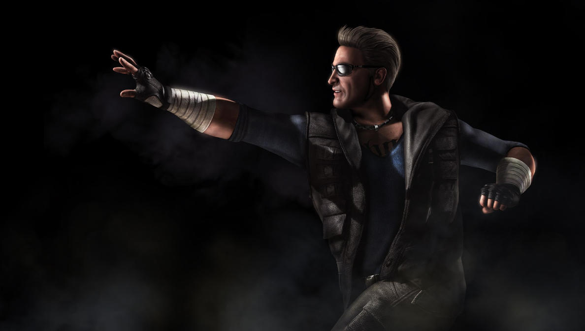 johnny cage by airachnid1301 -#main
