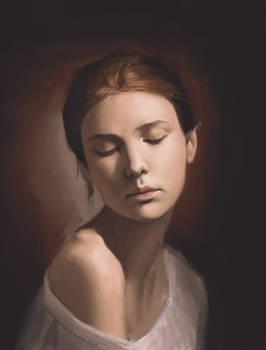 Portrait Study 9