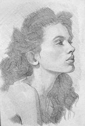 Portrait Study 10