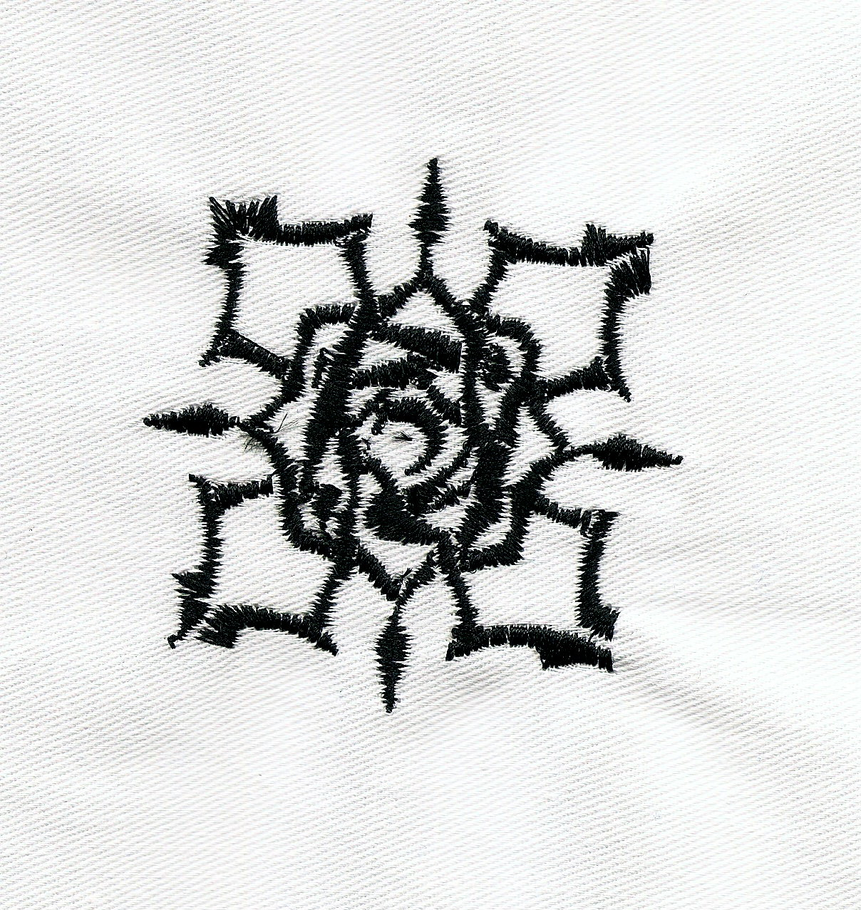 Guardian's Symbol - Embroidery by AnimezLove