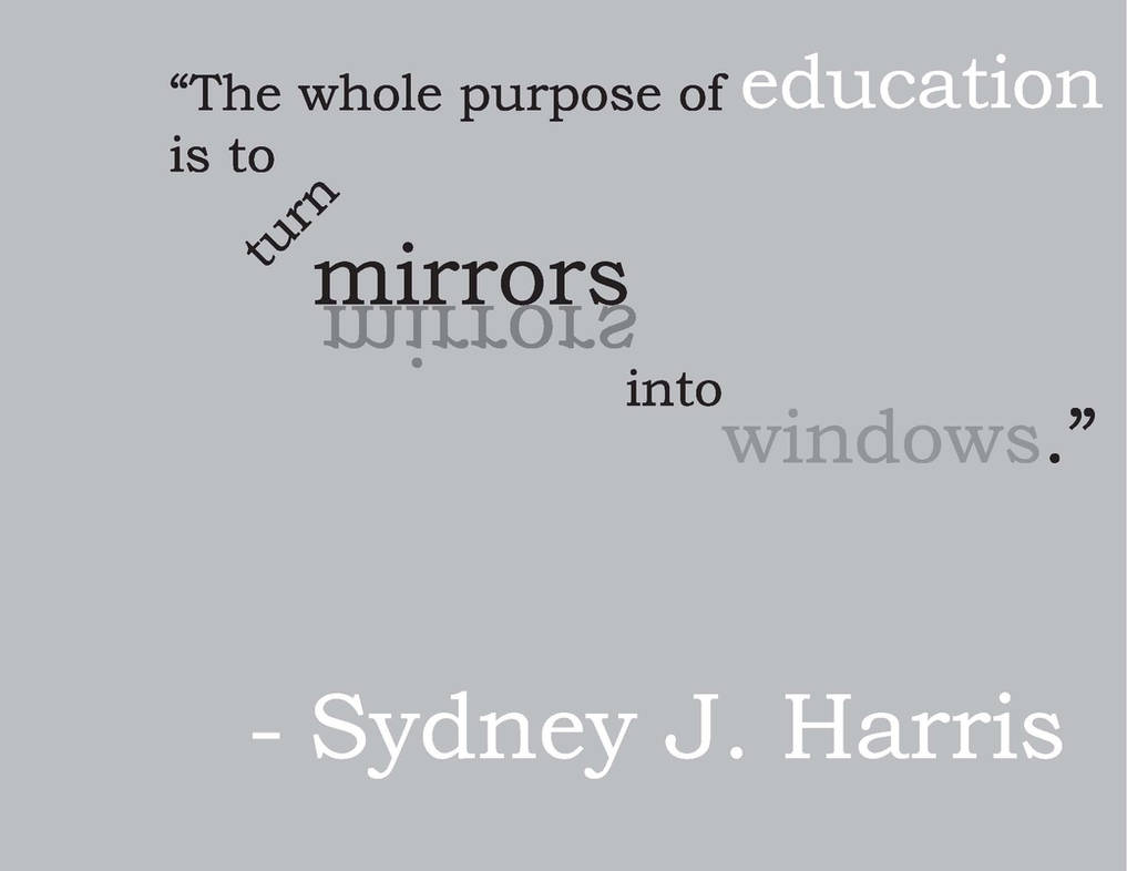 Sydney J  Harris Quote by MR16Bits on DeviantArt