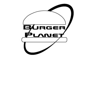 New-Buger-Planet-Logo-BW by MR16Bits