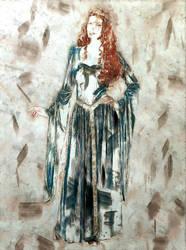 Watercolor Fashion by Marioca310