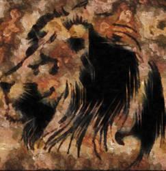 Aslan Illustrative by Marioca310