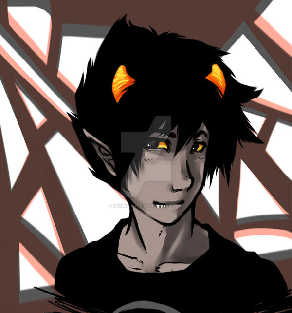 MSPA HS: KARKAT by sphinx-face
