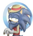 Grandpa Sonic
