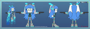 Commission Reference - Melody the Rabbit