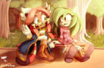 Collab - Chatty gals