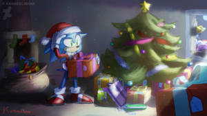Sonic Christmas 2018