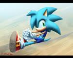 Gift - The Blue Hedgehog
