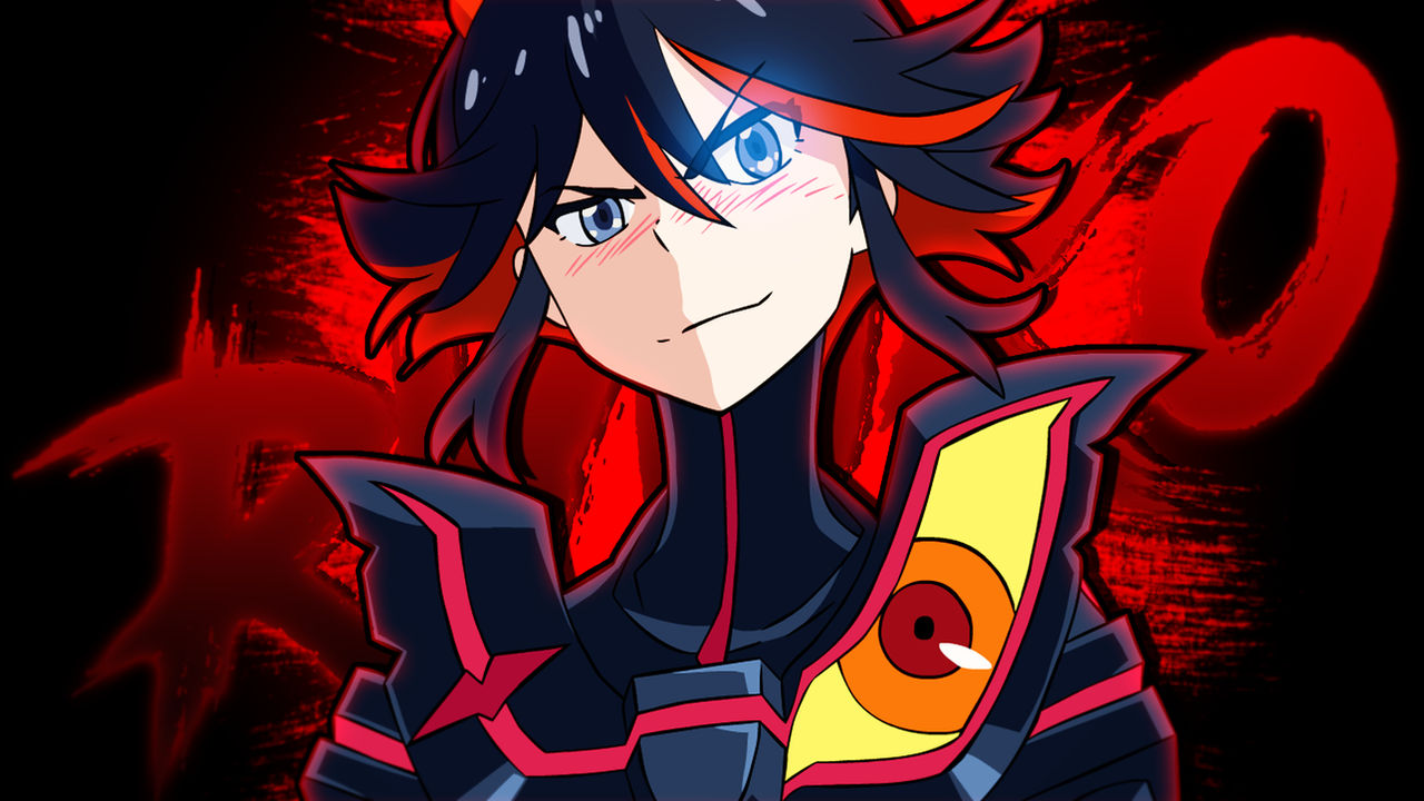 Ryuko Matoi Kill La Kill Wallpaper Hd Gs By Gurinstrange On Deviantart