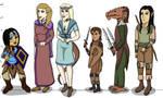 Dungeon Legacy Heroes