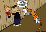 Calvin and Hobbes revisited