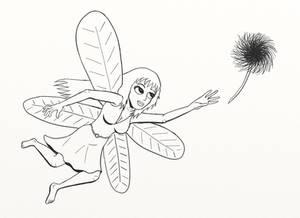 Fairy grab