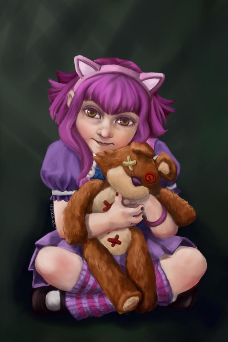 Annie by checkeredchicken