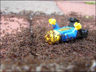 LegoLand Genocide by kuda14